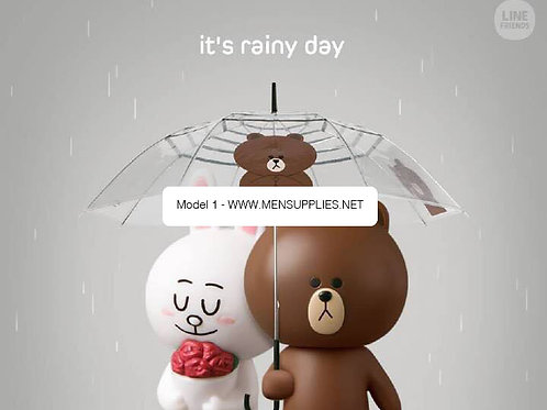 LINE FRIENDS Brown & Cony