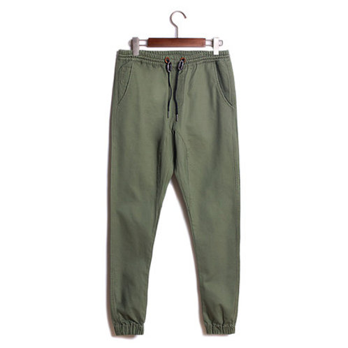 Jogger Pants - Light Green