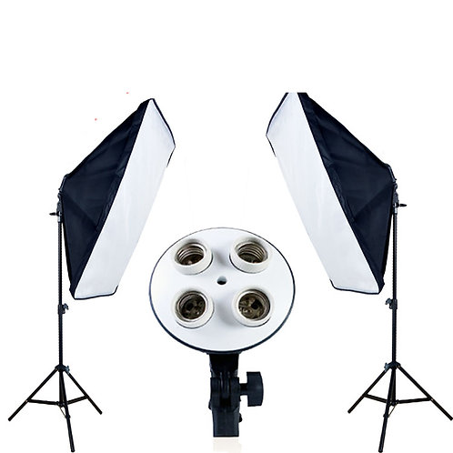 Duo Lighting Photography Kit