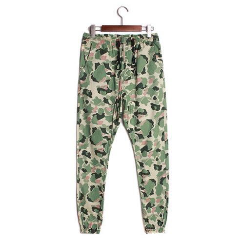 Jogger Pants - Camo R Dot