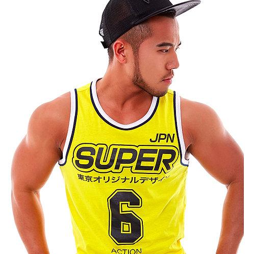 SUPER JPN Singlet