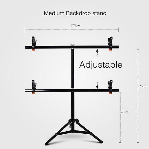 Studio Photography Medium Backdrop Stand