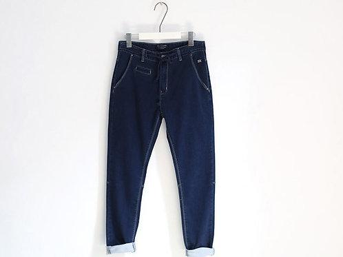 Retro Denim Street Jeans