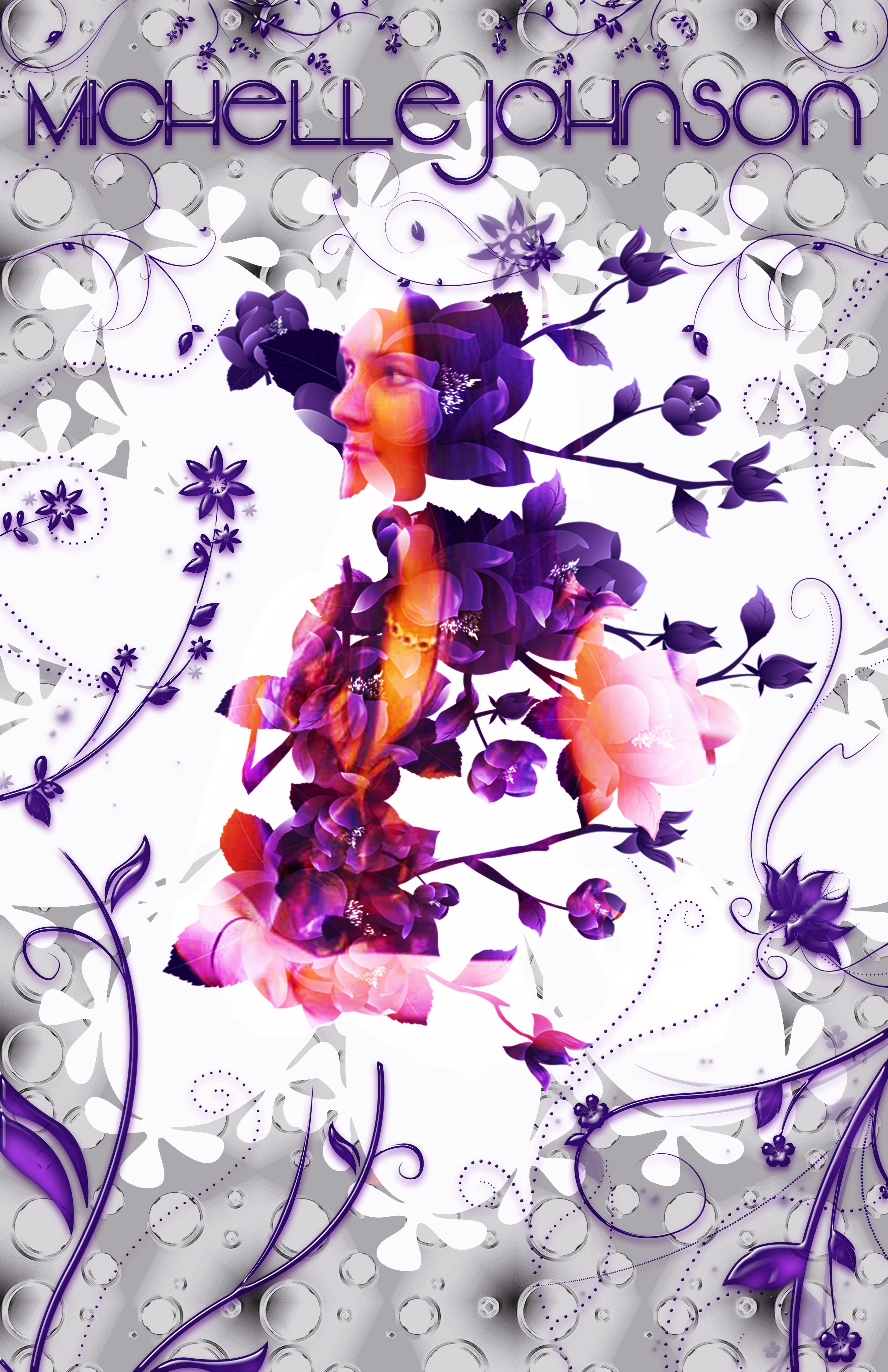 Flowers Double Exposure