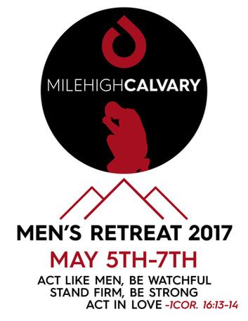 Men's Retreat Shirts Front