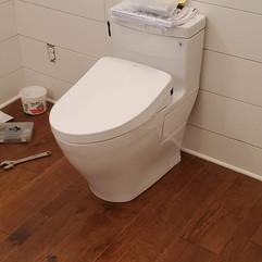Toto smart toilet