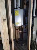 Tankless heater