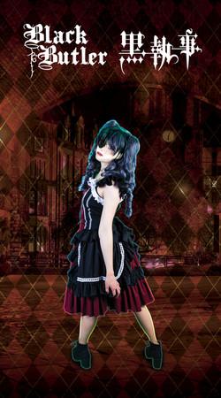 Sarah Ciel Black Butler