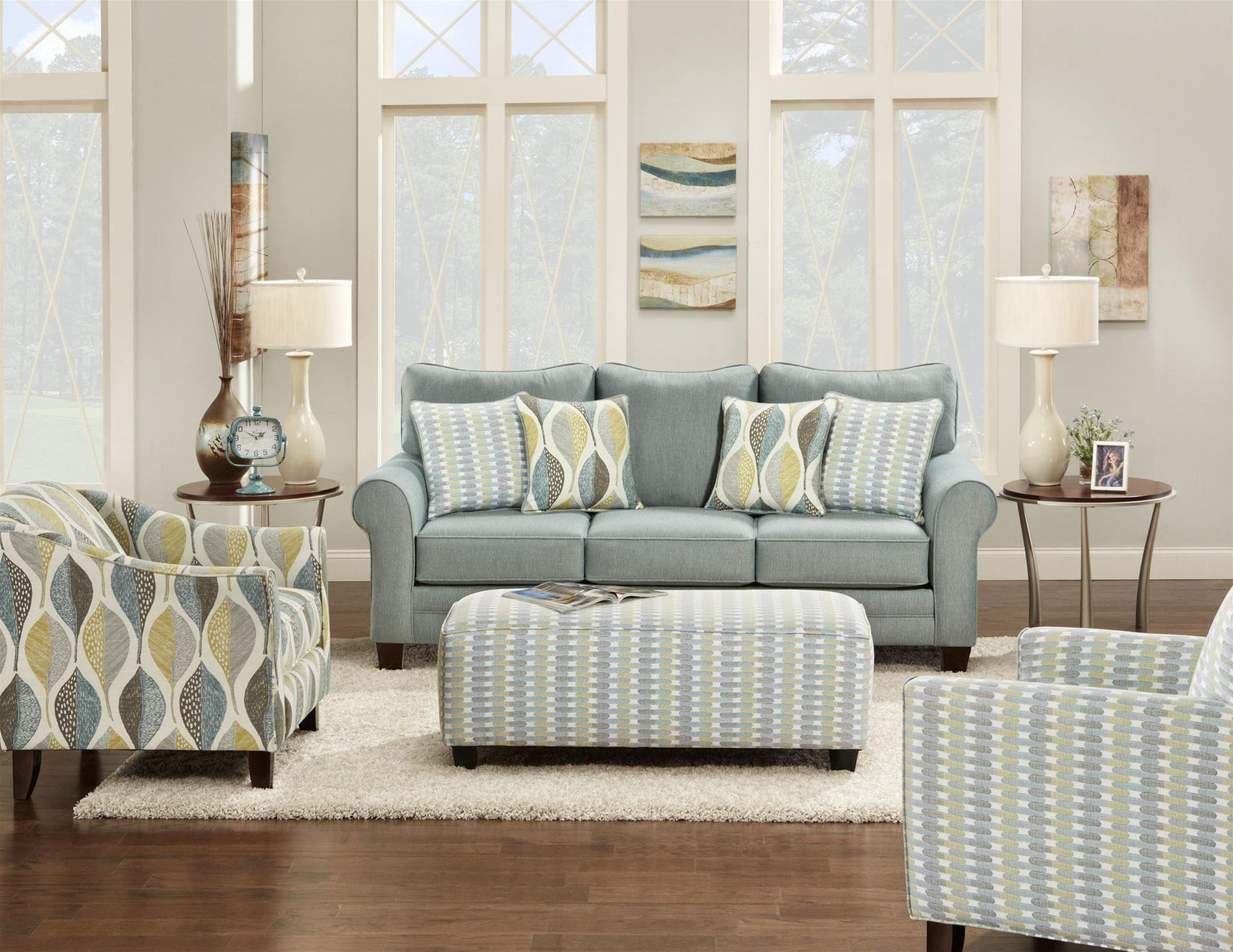 Al Fischer Interiors Reupholstery Window Treatments
