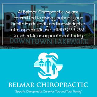 Chiropractor, sciatica, lower back pain, sciatic nerve, chiropractor Denver, shoulder pain, headache, chiropractor near me, sciatic nerve pain, back pain, neck pain, spine, chiropractic, pinched nerve, Lakewood Chiropractor, sciatica pain, neck injury, Denver chiropractor, osteopathy, www.belmarchiro.com, Belmar Chiropractic, @belmarchiro