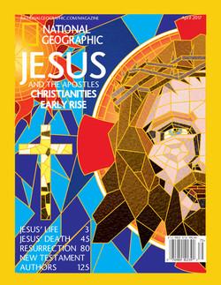 Jesus Magazine Cover