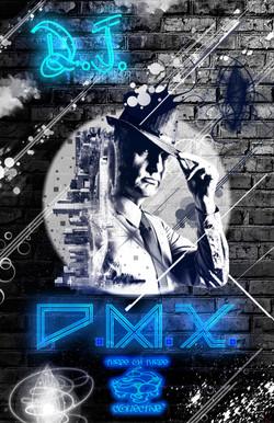 DMX Poster