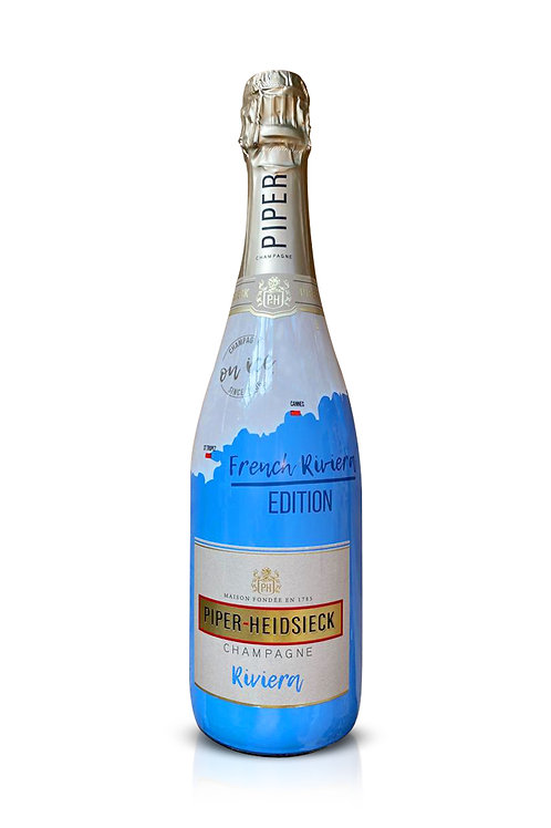 French Riviera Edition Champagne / Piper- Heidsieck
