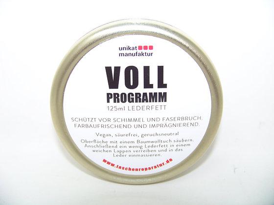 Lederpflegefett VOLLPROGRAMM