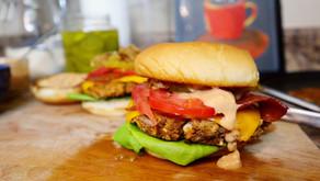 Vegan In-N-Out Burgers