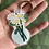 Thumbnail: daisies keychain