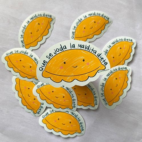 pastelillo sticker