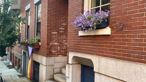 summer in new england: Boston