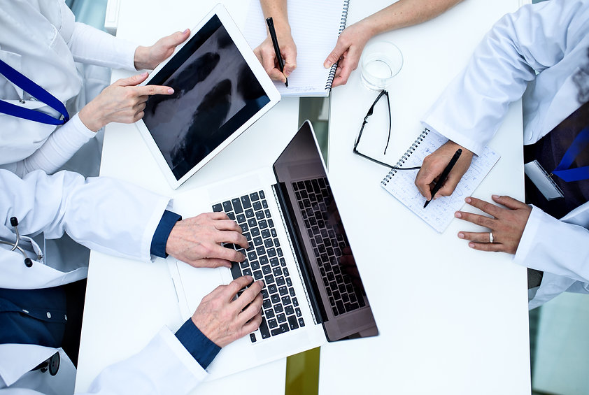 Agrin Health is a team of experts