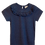 Thumbnail: T-shirt babados azul