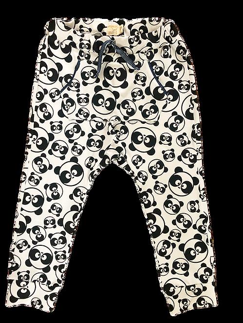 Calça moletinho Panda