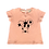 Thumbnail: T-shirt Evase Souris rose