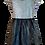 Thumbnail: Vestido Souris prata