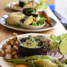 Prana Resataurant végétarien lyon