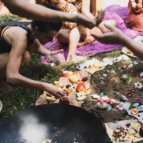 Yoni Puja, cercle de femmes lyon