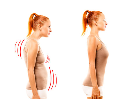 The importance of posture for health