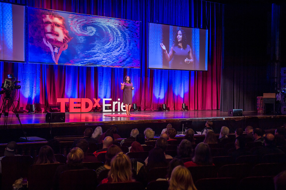 Kemi Sorinmade Tedx Talk. Dealing with Introverts, Succeeding as an Introvert