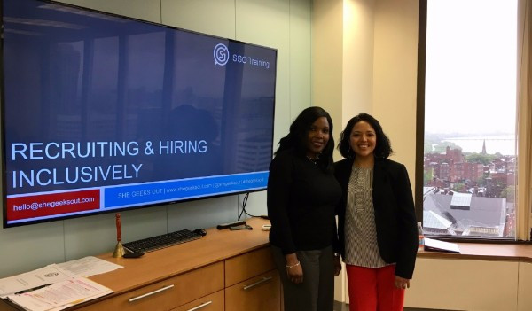 Kemi Sorinmade Diversity and Inclusion, Retaining Top Talent, Inclusive Culture
