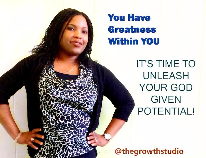 Kemi Sorinamde, The Growth Studio, Unleash your greatest Potential, Les Brown, John Maxwell