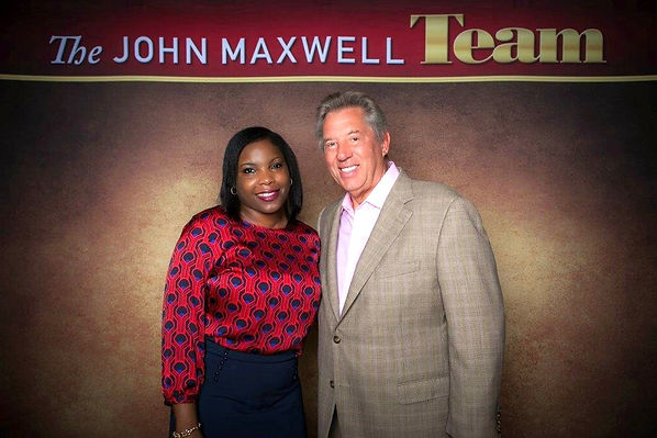 Leadership Training and Development, Kemi Sorinmade, John Maxwell, Easton, Boston, Woman, Success