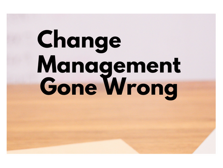 Seven Reasons Why Your Team is Resisting Change