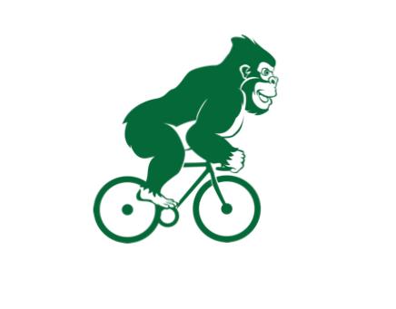 Green Gorillas in the Mist.