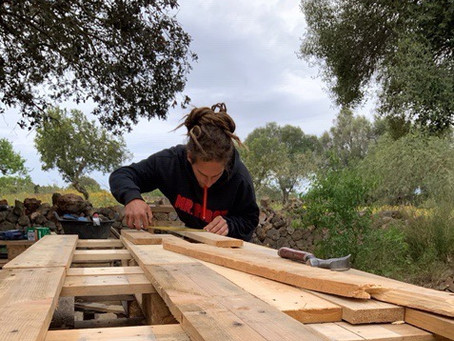 Review of the Tiny House Build Workshop, Mallorca 2021.