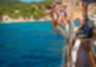 Excursión de un día en velero clásico en excluiva en la Bahía de Palma de Mallorca