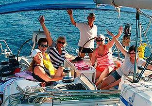 Excursión en velero en Portocolom compartido para hasta 11 personas