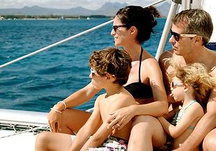 Excursión en velero de medio día en exclusiva en Portocolom para hasta 11 personas