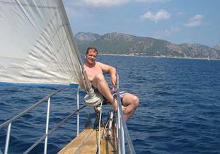 Excursión de medio día en velero en exclusiva en el Puerto de Pollensa en Mallorca