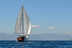 Navegando al viento
