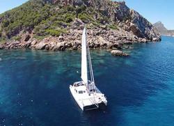 Excursión catamarán Andratx