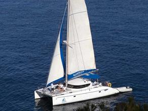 Excursión en catamarán en Palma de Mallo