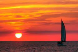 Navegamos hacia el sol