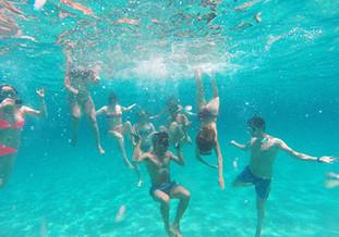 Excursión en velero de medio día en exclusiva en Portocolom para hasta 9 personas