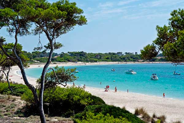 Playa de Es Carbo