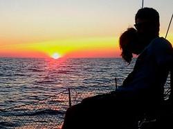 Navegar hacia el sol