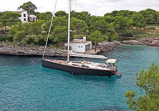 Excursión de un día en velero compartido en Porto Cristo en Mallorca
