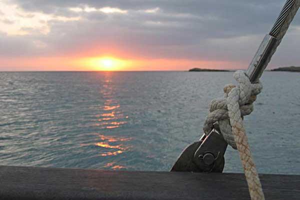 Fantásticas puestas de sol